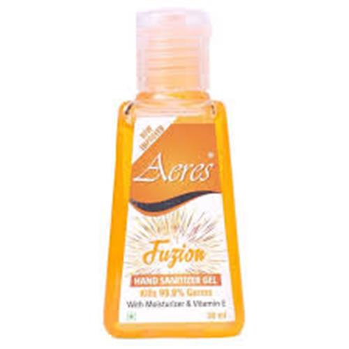 AERES ORANGE HAND SANITIZER 30ml