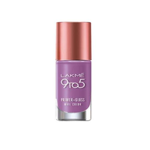 LAKME NAIL PAINT LILAC LINK