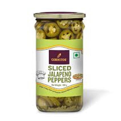 CORNITOS JALAPENO PEPPERS 180GM