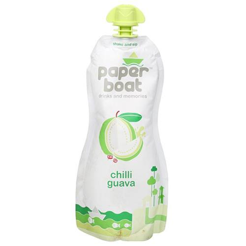 PAPER BOAT CHILLI GUAVA 200ML