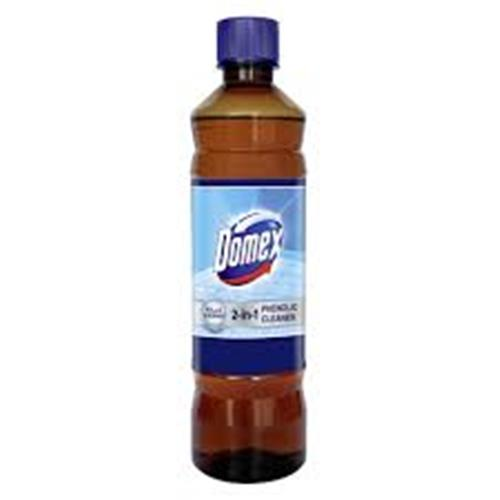 DOMEX 2-IN-1 PHENOLIC CLEANER 500ml.