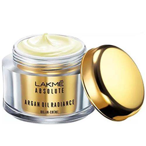LAKME ARGAN OIL RADIANCE CREAM 50G