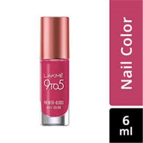 LAKME 9TO5 NAIL PAINT BLUSH PUNCH