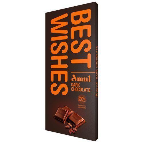 AMUL BEST WISH CHOCOLATE 150GM