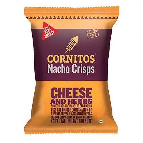 CORNITOS NACHOS CHEESE 60G
