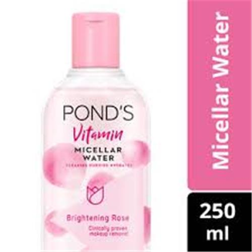 POND'S MICELLAR WATER ROSE 105ml