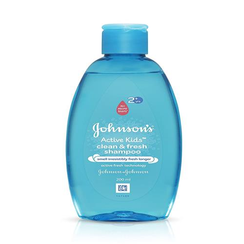 JOHNSON ACTIVE KIDS SOFT&SMOOTH SHAMPOO 100ml