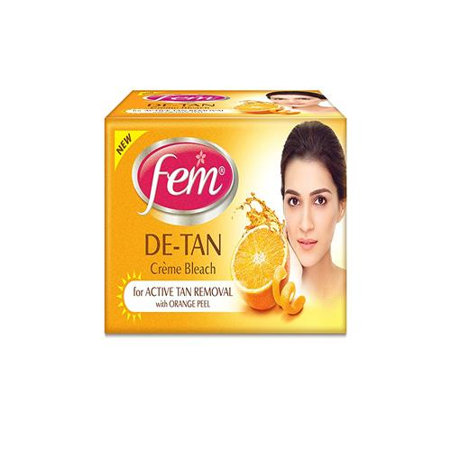 FEM DE-TAN CREME BLEACH 10g