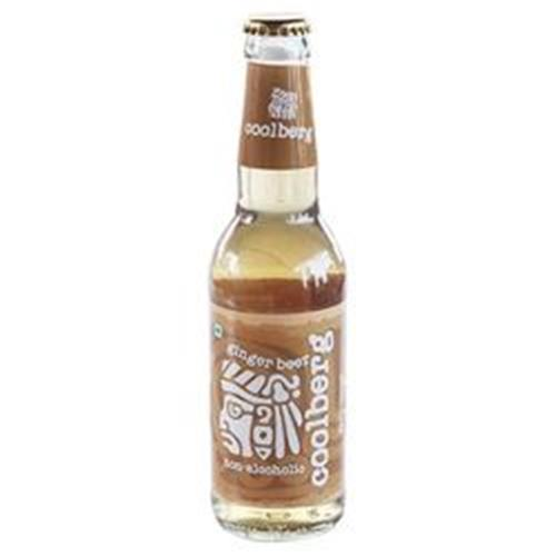 COOLBERG GINGER BEER 275ML