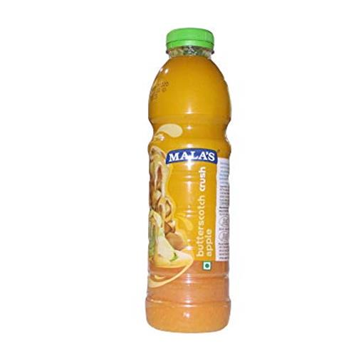 MALA'S BUTTER SCOTCH CRUSH 1LTR