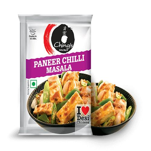 CHINGS PANEER CHILLI MASALA 20GM*5