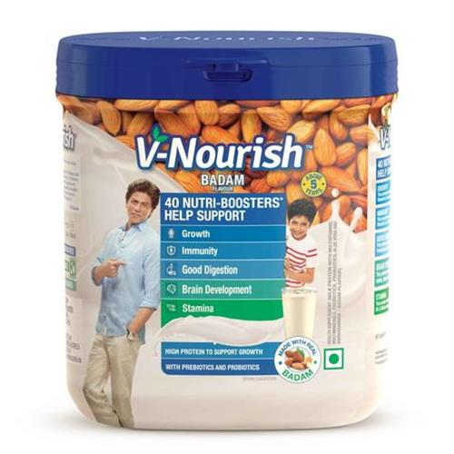 V-NOURISH BADAM MILK MIX 200GM