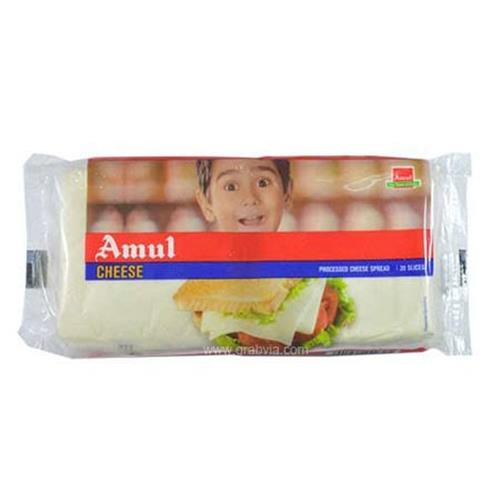 AMUL CHEESE SLICE 750GM