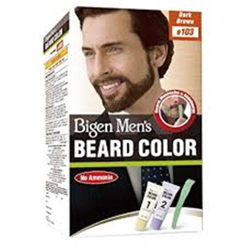 BIGEN MENS BEARD COLOR BLACK