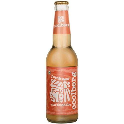 COOLBERG PEACH BEER 275ML