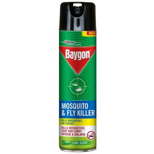 BAYGON MOSQUITO_AND_FLY KILLER LIME 400ml