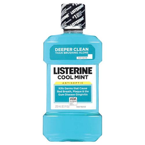 LISTERINE COOLMINT MOUTHWASH 500ml.