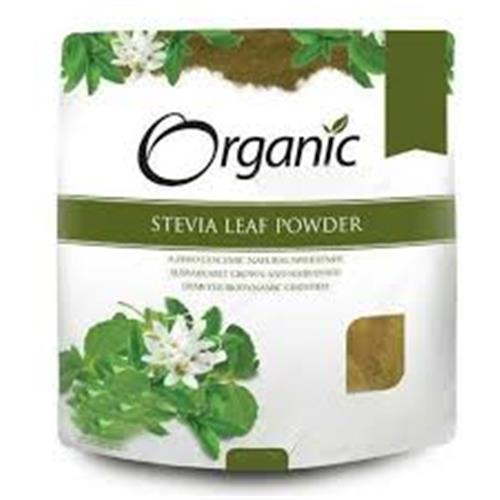 HEALTH ORGANIC STEVIA LEAF 25GM