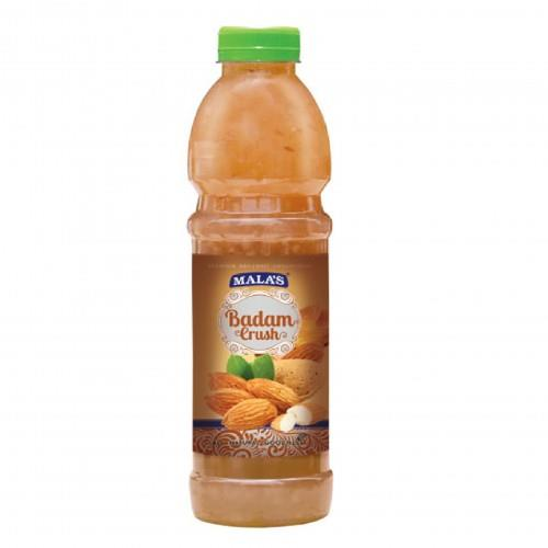MALA'S BADAM CRUSH 750ML