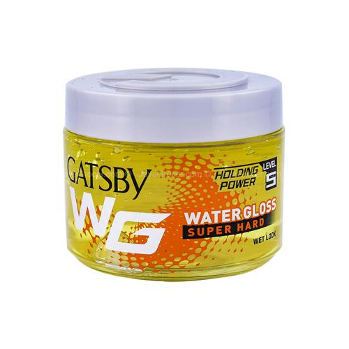 GATSBY HAIR GEL SUPER HARD 300g