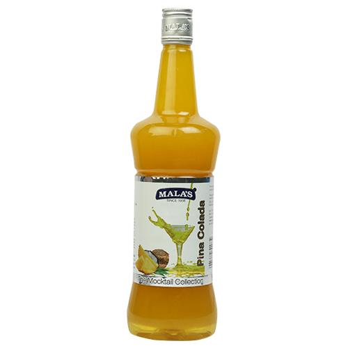 MALA'S PINA COLADO MOCKTAIL 750ML
