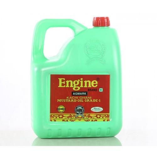 ENGINE MUSTARD OIL 5LTR..