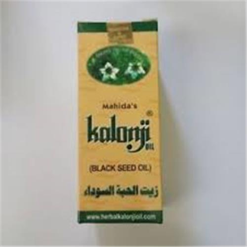 KALONJI BLACK SEED OIL 50ML