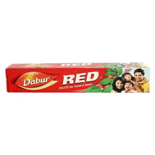DABUR RED TOOTH PASTE 100gm.