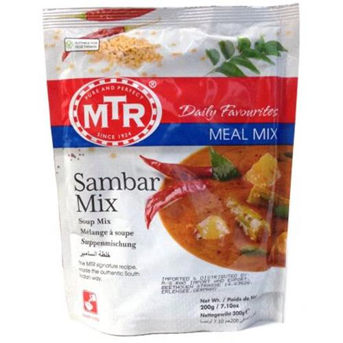 MTR SAMBHAR MIX 200GM.