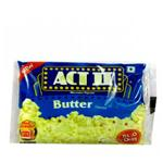 ACT-2 BUTTER POPCORN MICROWAVE 33gm.