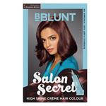 BBLUNT HAIR COLOUR 4.56 MAHOGANY BROWN