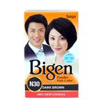 BIGEN HAIR COLOR DARK BROWN N-30