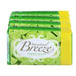 BREEZE LEMON SPLASH SOAP 50g*4