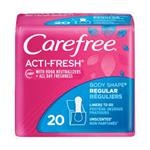 CAREFREE REGULAR 20PAD