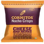 CORNITOS NACHOS CHEESE&HERBS 60G