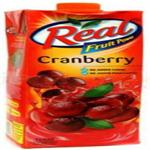DABUR REAL CRANBERRY JUICE 1LTR