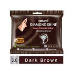 EMAMI DARK BROWN 3 HAIR COLOUR 20g