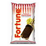 FORTUNE MUSTARD OIL POUCH 1LTR
