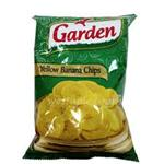 GARDEN BANANA CHIPS 90GM