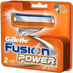 GILLETTE FUSION POWER 2 CARTRIDGES