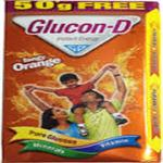 GLUCON-D ORANGE 450GM