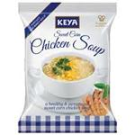 KEYA SOUP CHICKEN SWEET CORN 13GM