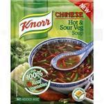 KNORR HOT AND SOUR VEG SOUP 43G