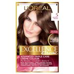LOREAL 5 NATURAL BROWN 72ml PLUS 100g