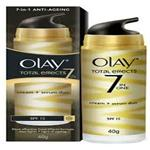 OLAY TOTAL EFF.CRE+SER.DUO 40GM