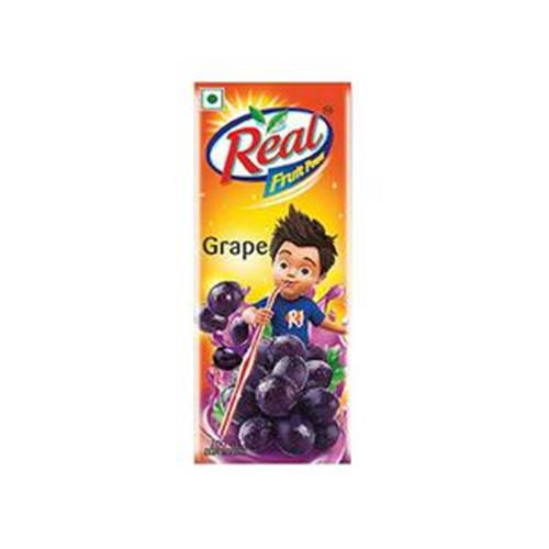 DABUR REAL GRAPE JUICE 200ml