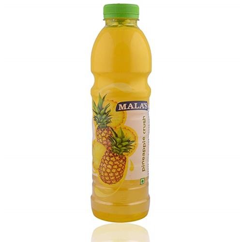 MALA'S PINEAPPLE CRUSH 1LTR