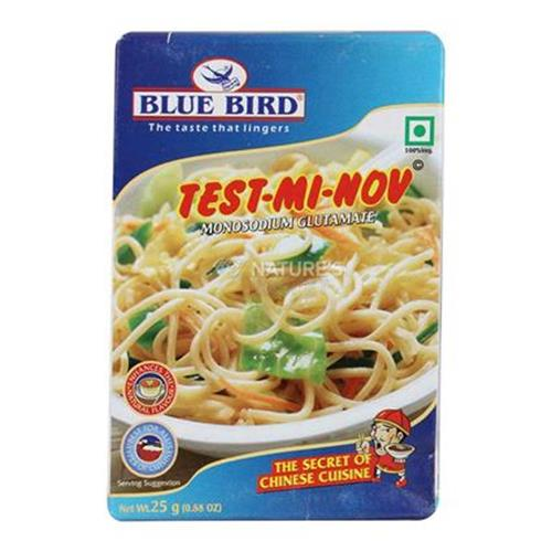 BLUE BIRD  TEST-MI-NOV 25gm
