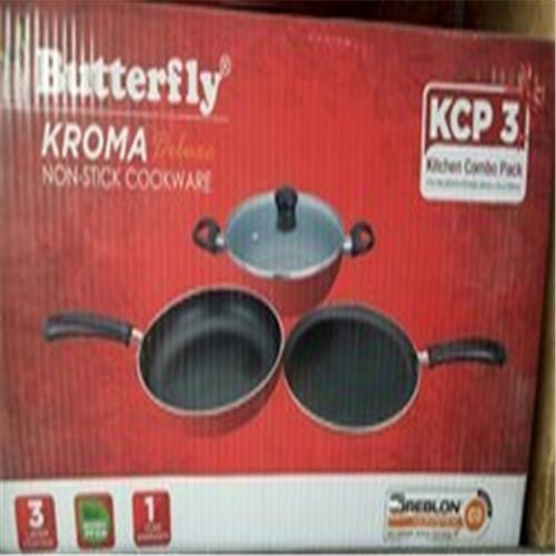 BUTTERFLY NON STICK TAWA KCP-3