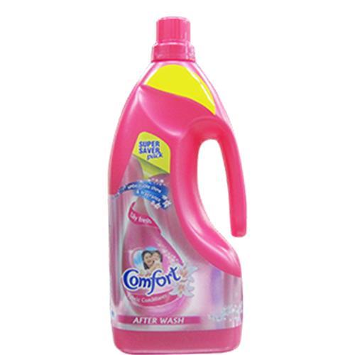 COMFORT FABRIC CONDITIONER PINK 1.5ltr